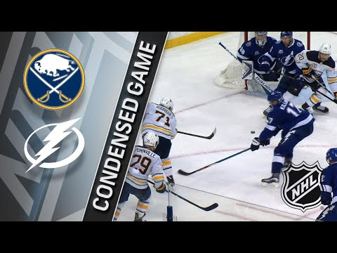 02/28/18 Condensed Game: Sabres @ Lightning