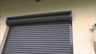Naprawa rolety - zerwany wieszak - Jak naprawić roletę zewnętrzną - jak wymienić wieszak