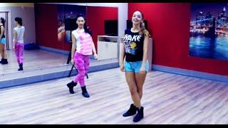 Обучалка реггетон. Урок 5. Юлия Пенч / Dance Center