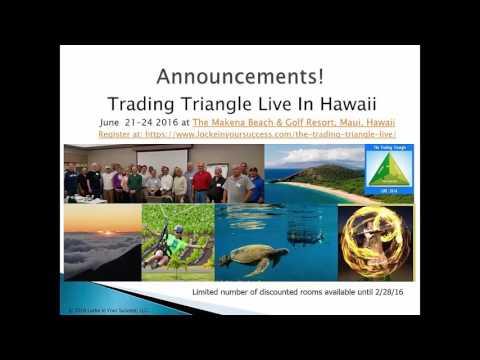 Trading Triangle LIVE   Maui Seminar June 2016