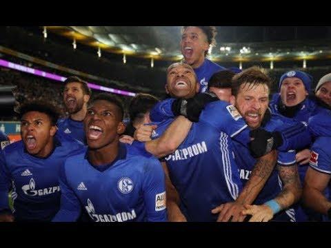 FC Schalke 04 - First Half 2017/18 ᴴᴰ