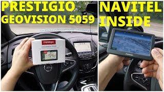 видео Автомобильные GPS-навигаторы Prestigio GeoVision