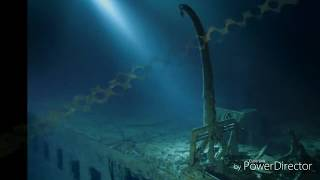 Титаник. Рисунки и фото.