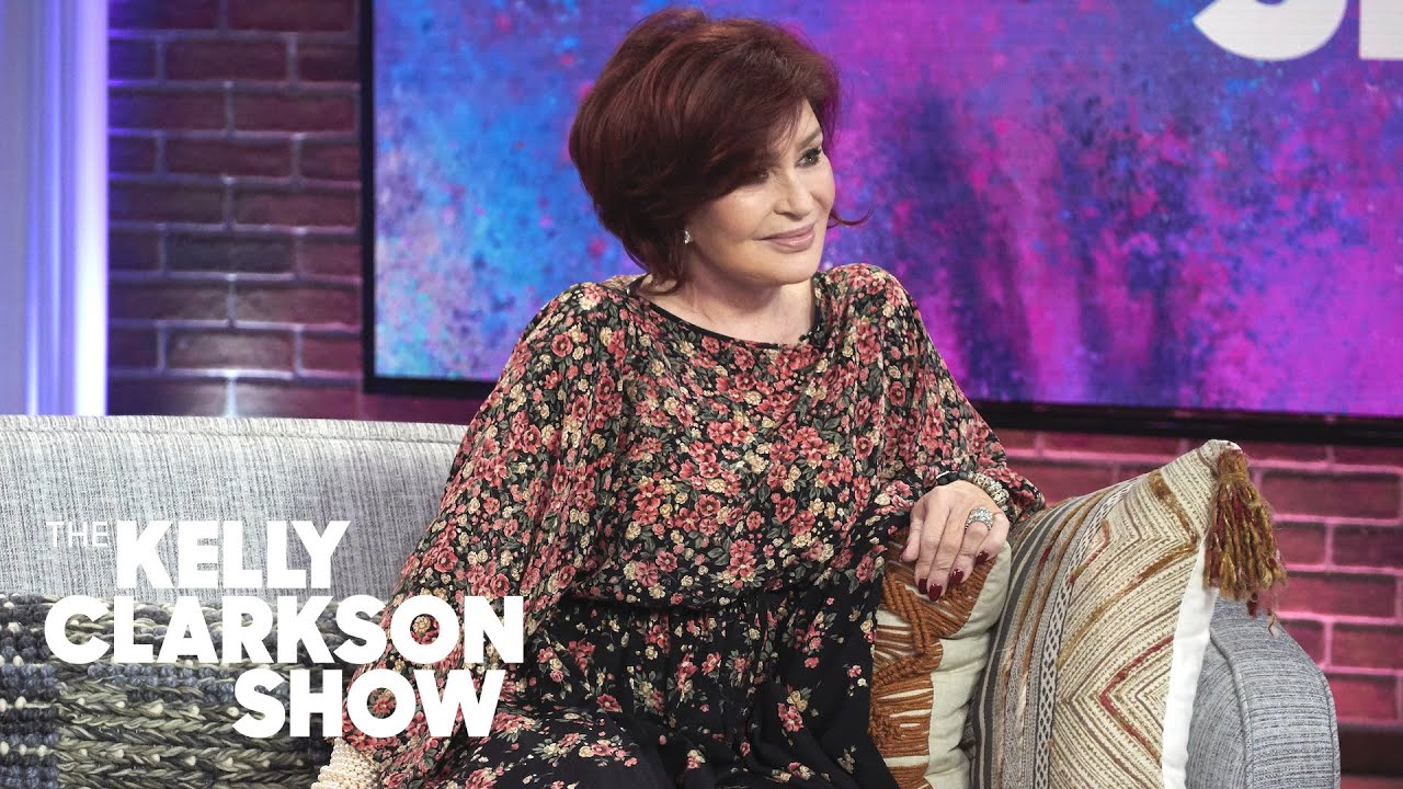 Sharon Osbourne Says The Talk Is The Only Show She S Never Gotten Fired From Youtube