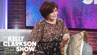 Sharon Osbourne Says 'The Talk' Is The Only Show She's Never Gotten Fired From