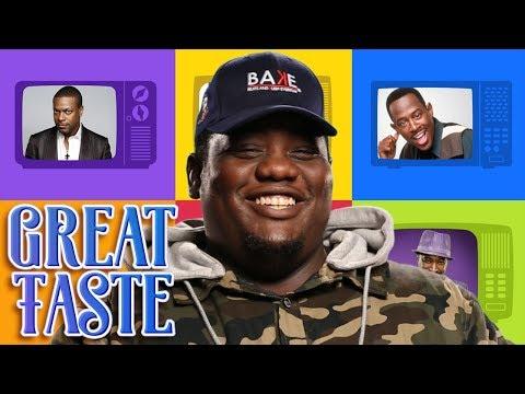 The Best Def Jam Comedian ft Timothy DeLaGhetto  Great Taste