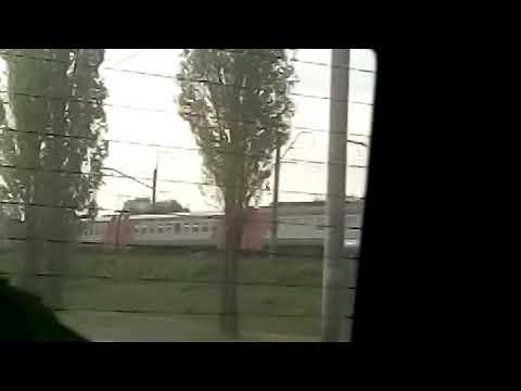электричка в Нижнем Новгороде