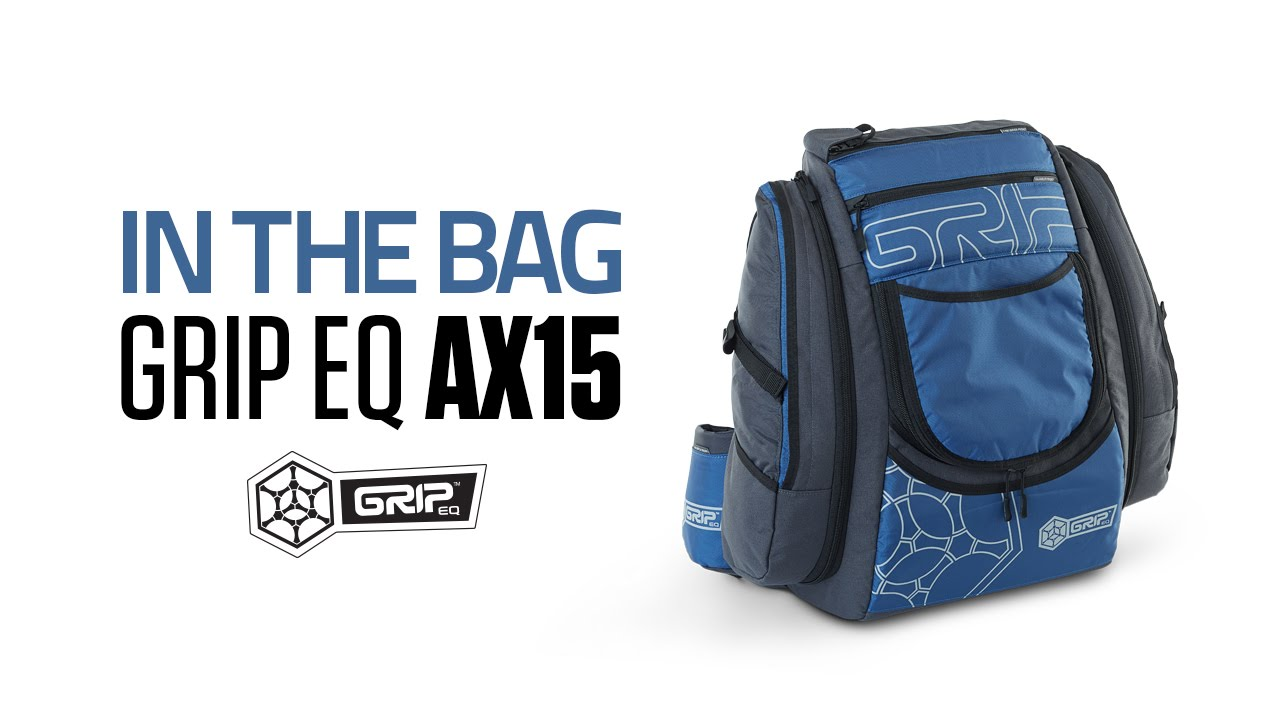 Grip-EQ AX15 - In The Bag