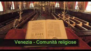 Venezia   Comunità religiose
