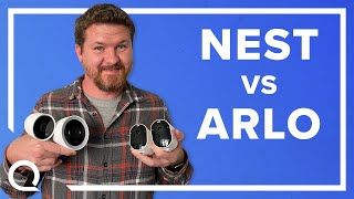The Battle of the Home Security Cameras   Nest vs Arlo