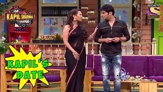 Kapil Asks Lottery Out On A Date - The Kapil Sharma Show