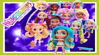 Unboxing And Review Of Series 1 Hairdorables Mystery Doll And Pops Has A Confession
