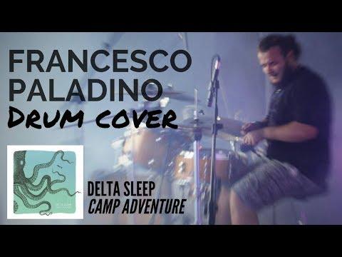 Delta Sleep - Camp Adventure (Drum Cover) mp3