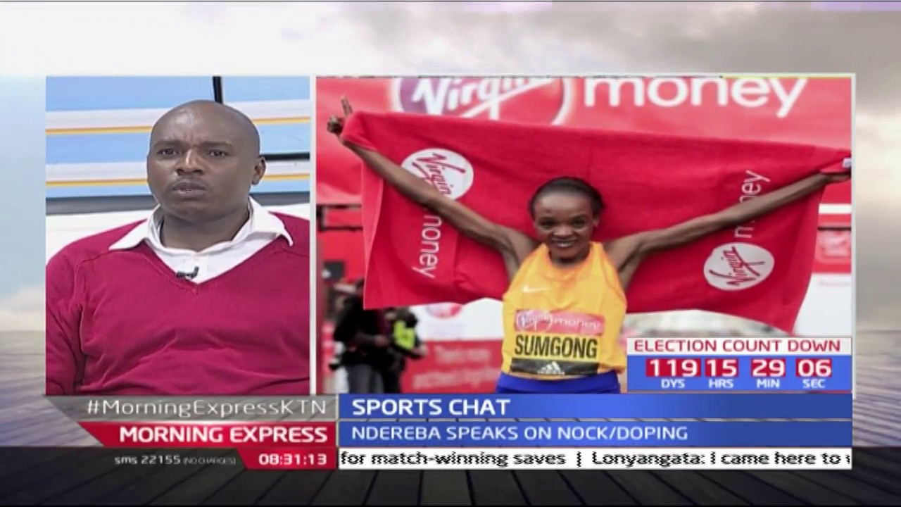 Kenyan Athletes cheating the world in Athletics: Sports Chat