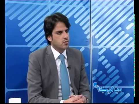 Atiq Zazai at DIALOG about the Governer of Paktia.