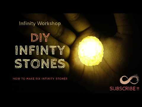 #Infinity_Stones #DIY  🔥🔥How to make DIY Infinity Stones...    No resin...
