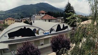 Best Street Art STREETALPS Festival Piemonte #4 108