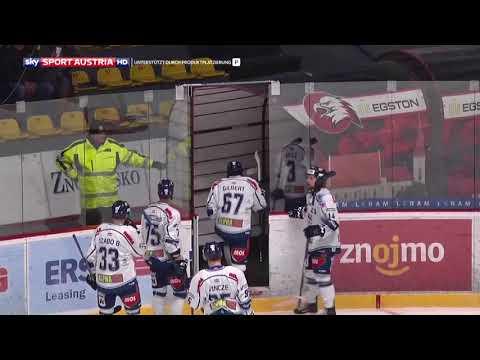 Erste Bank Eishockey Liga 17/18, 6. Qualifikationsrunde: HC Orli Znojmo vs. Fehervar AV19 1:2