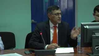 Kazakhstan Economy Roundtable of Experts - Part 1, Nadeem Naqvi