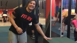 Яшанькин в ТА Yashankin Fitness Екатеринбург