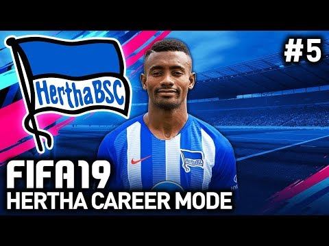 I MADE A HUGE MISTAKE! | HERTHA CAREER MODE #5