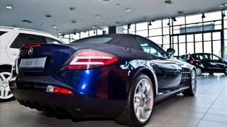 Mercedes-Benz SLR Roadster (for sale)