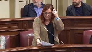 Nati Arnaiz (Podemos) sobre nuestras enmiendas en accesibilidad y transportes