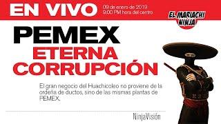 PEMEX, eterna corrupción
