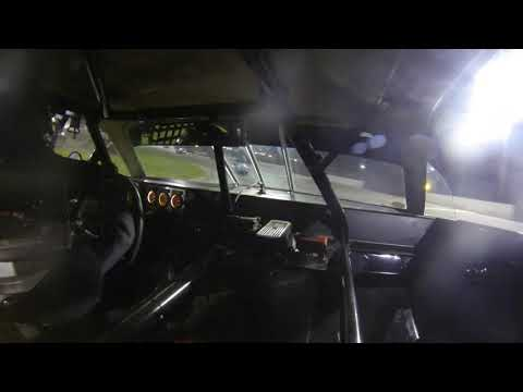 8/11/2018 Dells Raceway Park Late Model Wreck
