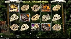 "Online Casino Test des Slots ""Dawn of the Dinosaurs"" im 888 Casino"
