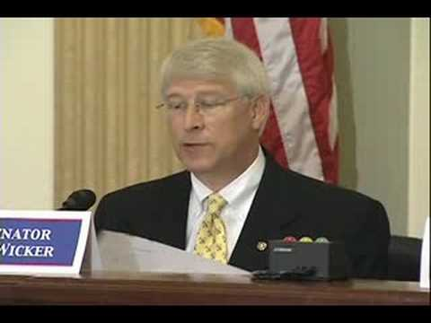 Senate Republicans Advocate Energy Exploration at Hearing