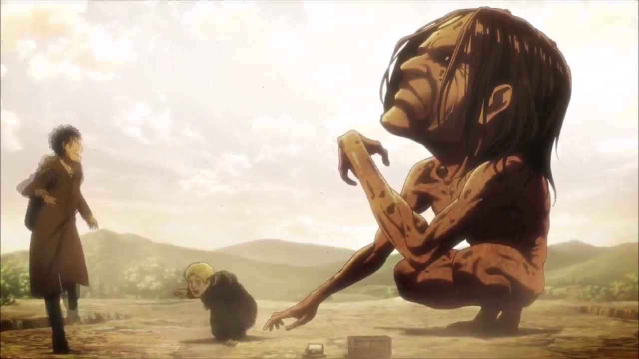 Attack on Titan - Reiner and Bertholdt's Hometown