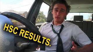 I vlogged the most stressful month of my life *HSC Results*