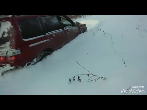 Offroad FAiLS Subaru Forester Off road Epic Stuck - YouTube