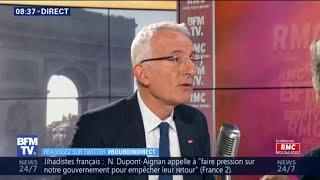 """Pépy affirme que les gilets jaunes ont coûté """"plusieurs dizaines de millions d'euros"""" à la SNCF"""