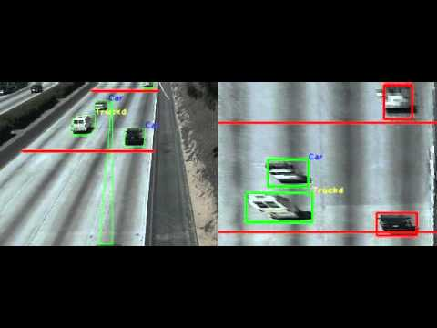 MALF Surveillance Algorithm - Car Classification using Surveillance cameras