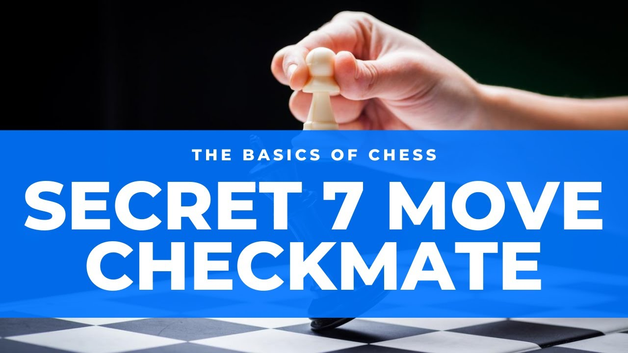how to get checkmate in chess