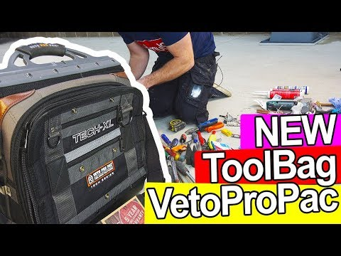 THE BEST TOOLBAG EVER!