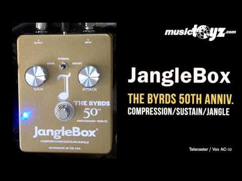 JangleBox 50th Ann Byrds Model