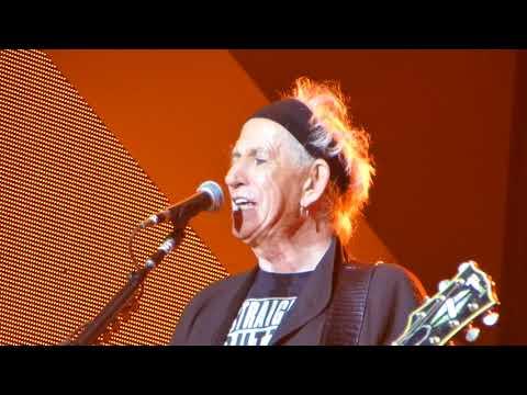 Rolling Stones - Sweet Virginia Stockholm 12 October 2017