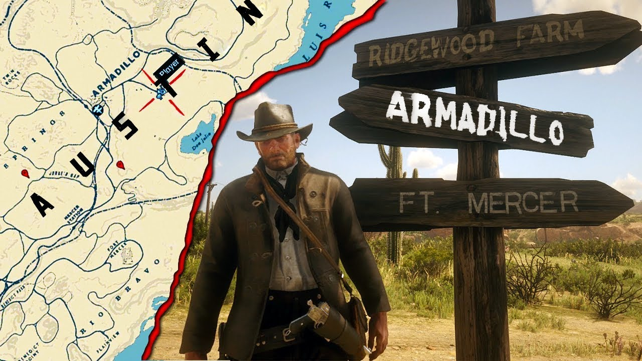 How To Get To New Austin Early In Red Dead Redemption 2 With Arthur Rdr2 New Austin Early Youtube