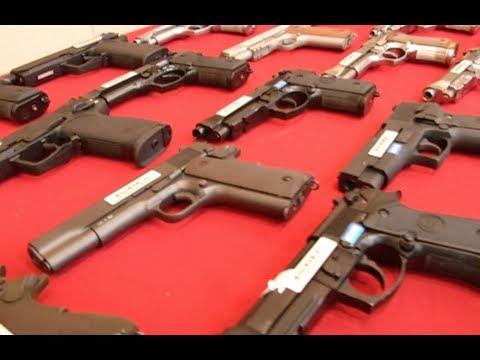 Chinese Police Handguns - 0425