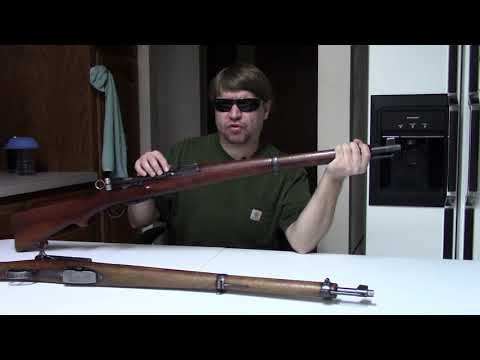 From the K11 Carbine To The K31 Short Rifle - Swiss Straight Pulls Part III