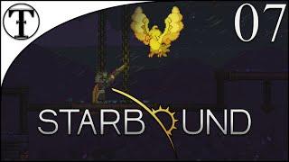 Floran Village! :: Starbound Episode 07