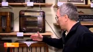 Perneky Sándor - Öreg rádiók kiállítása - Rádiómúzeum Verőce