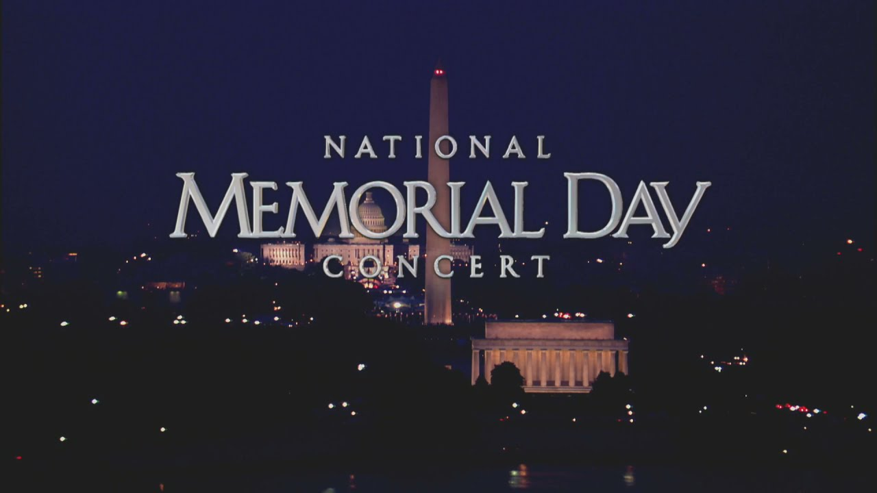 National Memorial Day Concert To Proceed With Taped Performances, Service Member Tributes