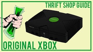 Original Xbox: Thrift Store Buying Guide