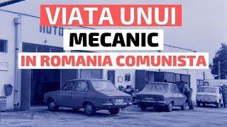 Viața unui mecanic auto în România comunistă