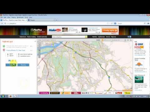 Realna Mapa Beograda Youtube