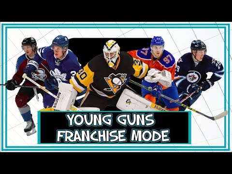 WHAT HAPPENS IF EVERY YOUNG STAR IS ON THE SAME FRANCHISE MODE TEAM?